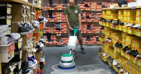 Hloubkové čištění koberců v Praze