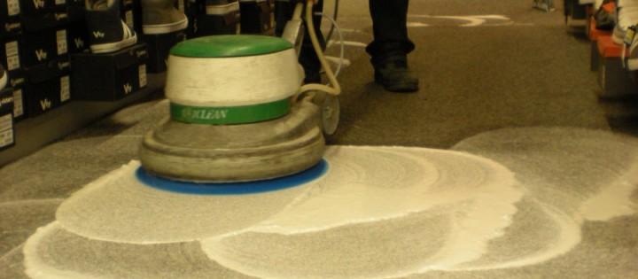 Profesionální vyčištění koberce Brno