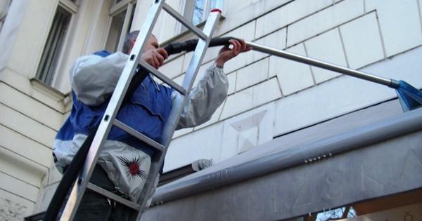 Práce ve výškách Praha