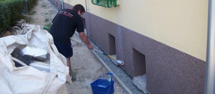 Odstranění plísní Brno