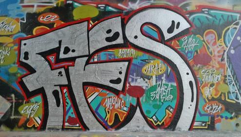 Tábor odstranění graffiti