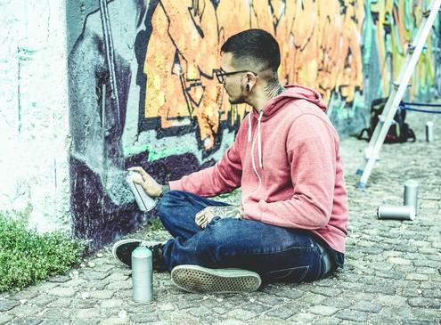 Plzeň odstranění graffiti