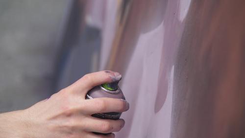 Olomouc odstranění graffiti